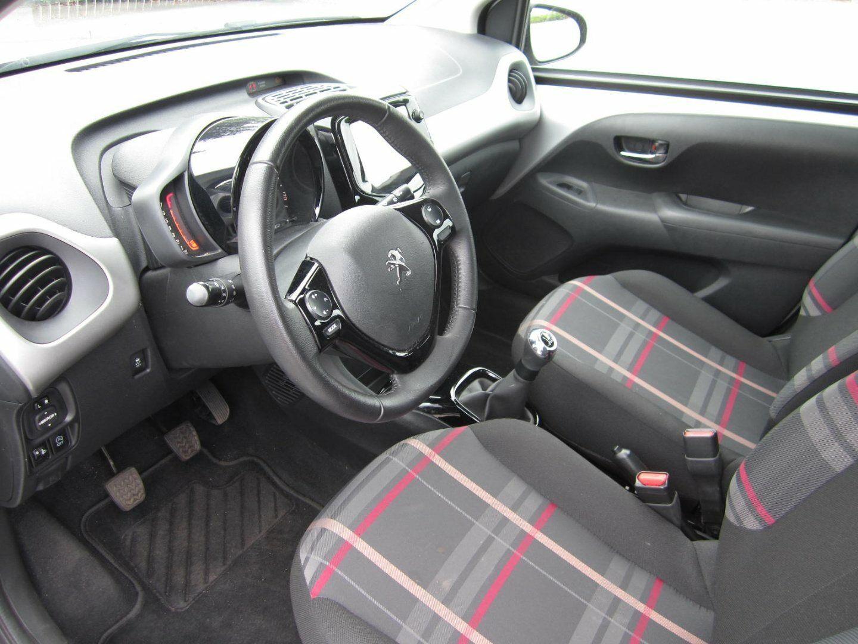 Brugt Peugeot 108 e-VTi 69 More+ i Solrød og omegn