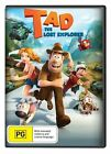 Tad - The Lost Explorer (DVD, 2013)