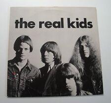 The REAL KIDS (Vinyle 33t / LP) 1977 All kindsa girls, Better be good,...