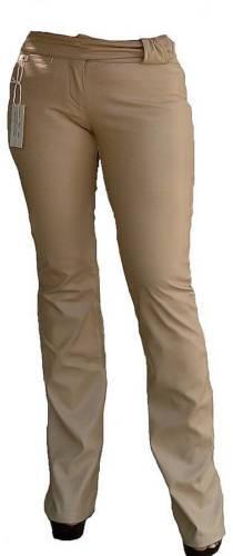 Wow Miss Sixty Model ROXY Cuir Pantalon aspect Stretch Rock VIP w30 l34 Jeans 30//34
