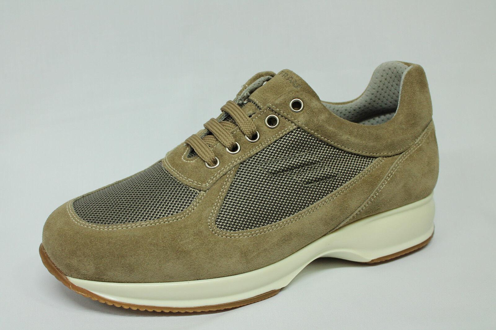 Sneakers Frau 24G4 24A4 beige tipo Hogan Interactive listino - 20%