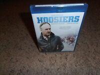 Hoosiers Blu-ray Brand Factory Sealed Movie