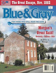 Blue & Gray V30 N2 2013 Morgan's Great Raid and Great Escape Ohio Camp Dennison