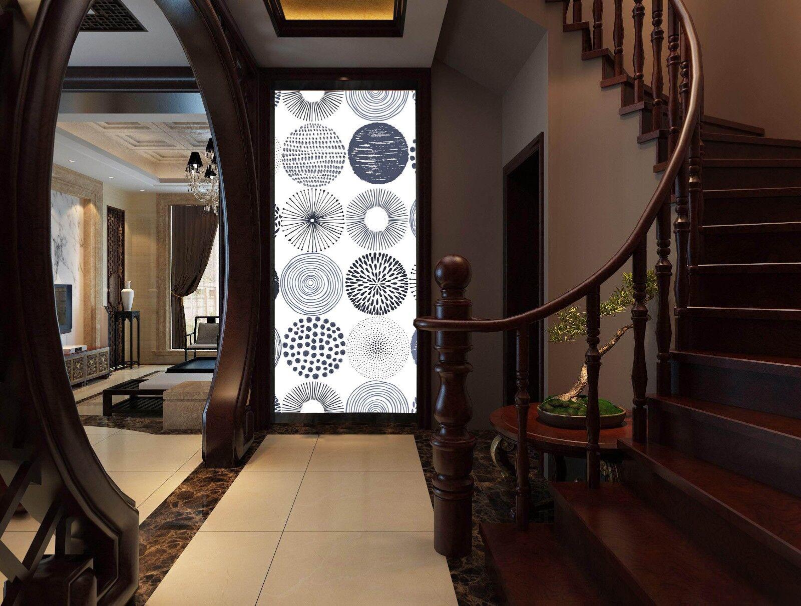 3D Retro Muster 5 Tapete Tapeten Mauer Foto Familie Tapete Wandgemälde DE Summer