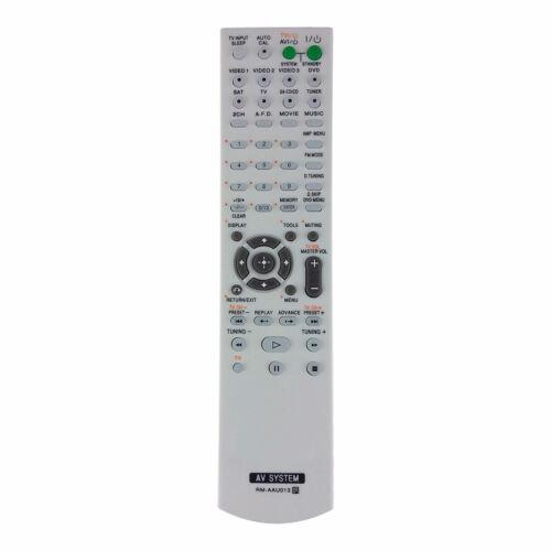 Ersatz Fernbedienung für Sony STR-DE598 Lautsprecher Heimkino System Musik Spiel