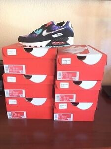 Nike Air Max 90 Galaxy Supernova 2020 100 Authentic Size 11 5 Ebay