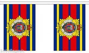 Armée Britannique Royal Logistique Corps Polyester Bruant De Drapeau - 3m Long Lbfdw6nf-07225228-217611706