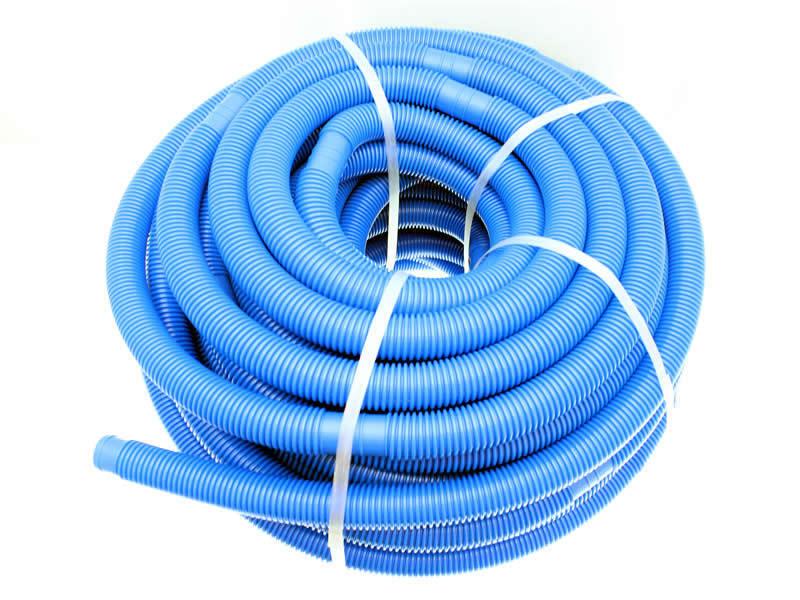 Schwimmbadschlauch Saugschlauch Schlauch blau Ø 32 / 38 mm ab 1 Meter