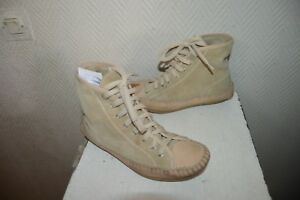 CHAUSSURE-CUIR-BASKET-SEE-BY-CHLOE-TAILLE-36