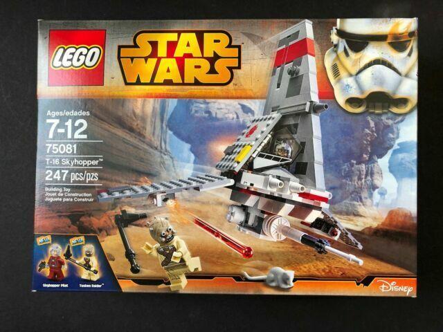 LAST ONE STAR WARS LEGO #75081 T-16 SKYHOPPER......NEW /& UNOPENED