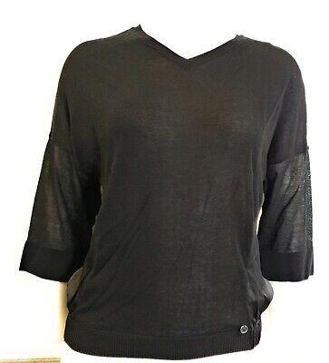 Selbstlos Replay Dk1600.000 G21042f. 098 Designer Damen Oberteil Bluse Top Shirt Pullover