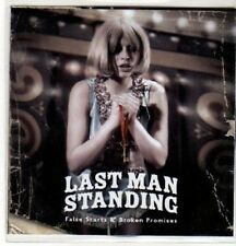 (AY244) Last Man Standing, False Starts & Broken- DJ CD