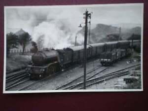PHOTO  LNER V2 CLASS LOCO NO 60834 AT ABERDEEN - Tadley, United Kingdom - PHOTO  LNER V2 CLASS LOCO NO 60834 AT ABERDEEN - Tadley, United Kingdom