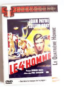 Le-quatrieme-homme-Phil-KARLSON-dvd-Tres-bon-etat