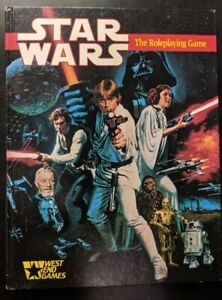 1x-Star-Wars-The-Roleplaying-Game-Core-Rulebook-Used-Good-star-wars-the-Role