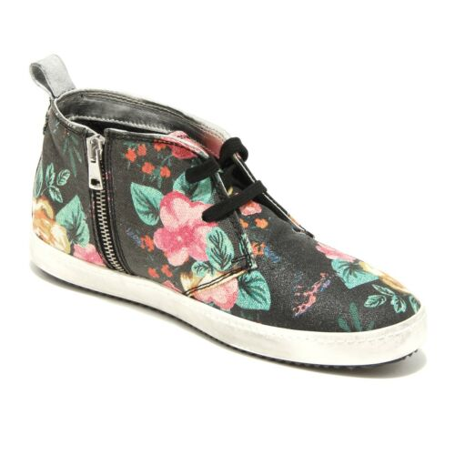 P448 9882g Shoes Scarpe Sneakers Kent Donna Scarpa Flowers Women EEO7wvq