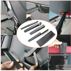 5-Piezas-Juego-De-Coche-Cuna-de-plastico-recortar-Molduras-Clips-Tapones-Puerta-Panel-removedor-de