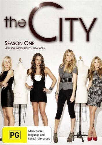1 of 1 - The City: Season 1 Part 2 - New Job. New Friends. New York. [Region 4] - DVD