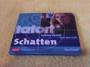 Tatort-Schatten-Hoerbuch-sehr-gut-aus-Sammlung