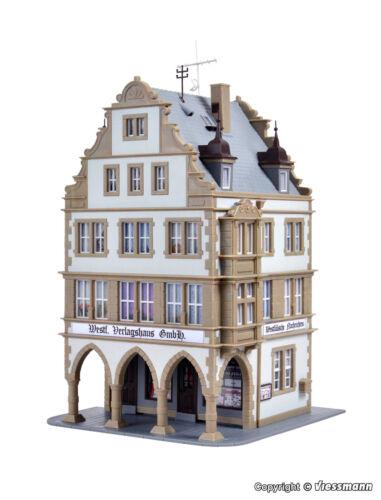 Kibri h0 38382 Jeetfalia Verlagshaus a Münster Nuovo//Scatola Originale