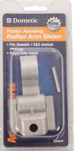 Details about Dometic Rv 830463P Rafter Arm Slider for A&E Manual Patio  Awning RV Camper LC