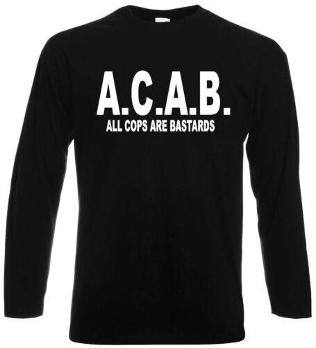 World-of-shirt Homme Camouflage shirt AC//à partir de tous//bâtards//are//flics