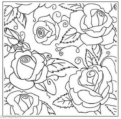Crafts Too Embossing Folder 14cm x 14cm - CTFD3107