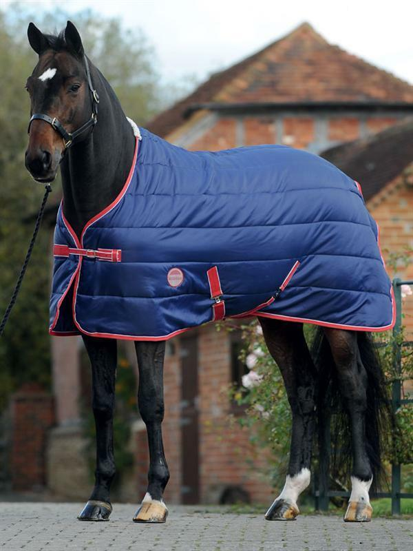 NUOVO Cavallo Pony Cob Weatherbeeta Channel Quilt 210D Standard Collo Xtra Extra Lite