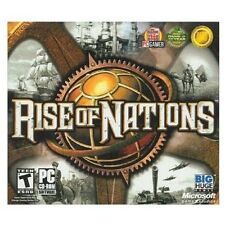 RISE OF NATIONS for PC SEALED NEW