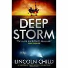 Deep Storm by Lincoln Child (Paperback, 2014)