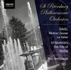 Ravel Mother Goose La Valse Stravinsky The Rite of Spring 0635212033029 CD