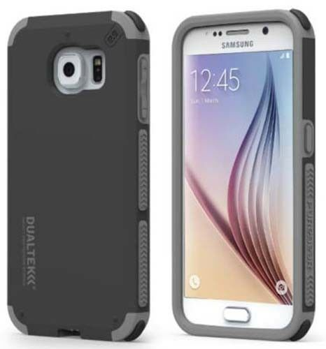 detailed look 0831e 47300 PUREGEAR MATTE BLACK DUALTEK EXTREME IMPACT RUGGED CASE COVER SAMSUNG  GALAXY S6