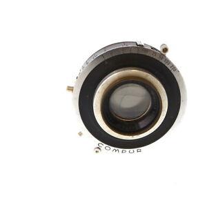 Vintage Berthiot, Paris 170mm f/5.7 Olor No.5 series II in Compur Shutter - UG