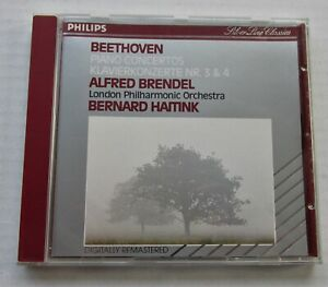 BEETHOVEN-PIANO-CONCERTOS-LONDON-PHILHARMONIC-BRENDEL-HAITINK-CD-EX