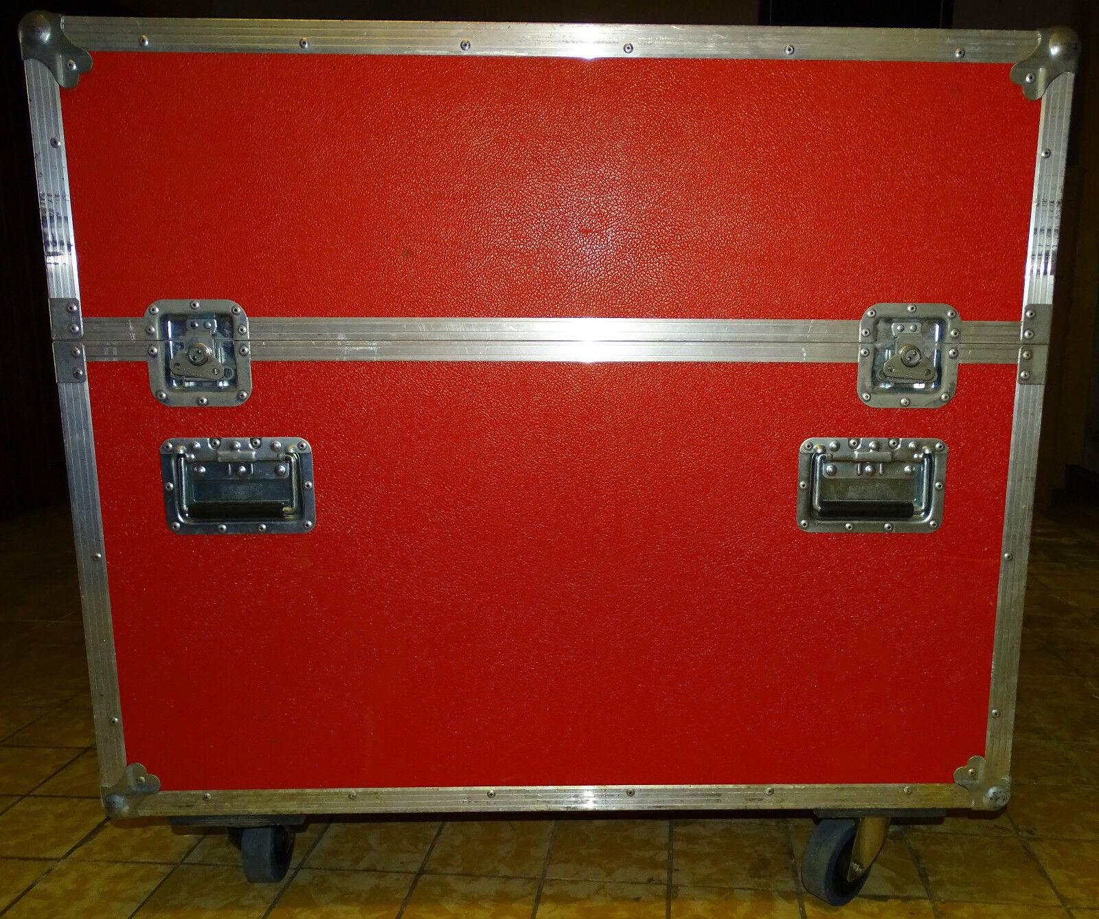 Transportcase für TFT, Flatscreen, Monitor, TV, Flachbildfernseher, Flightcase