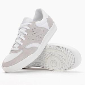 NEW BALANCE CRT300FF sneakers uomo pelle suede e tessuto sabbia/bianco sconto