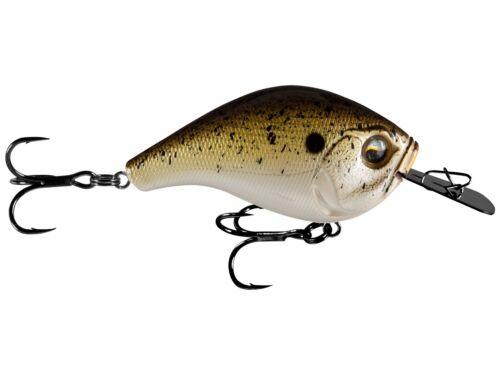 Choose Color 13 Fishing Jabber Jaw 60 Hybrid Squarebill Crankbait