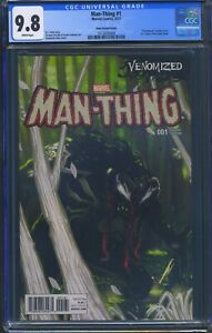 Man-Thing-1-Marvel-CGC-9-8-White-Pages-Stephanie-Hans-Venomized-Cover