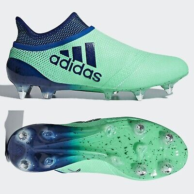 ADIDAS X 17+ purespeed SG Uomo Scarpe da calcio verde AERO RRP £ 250 Taglia 6 11 | eBay