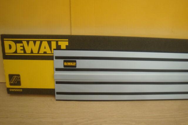 DeWalt DWS5022 1.5m Guide Rail For DWS520 Plunge Saws Routers