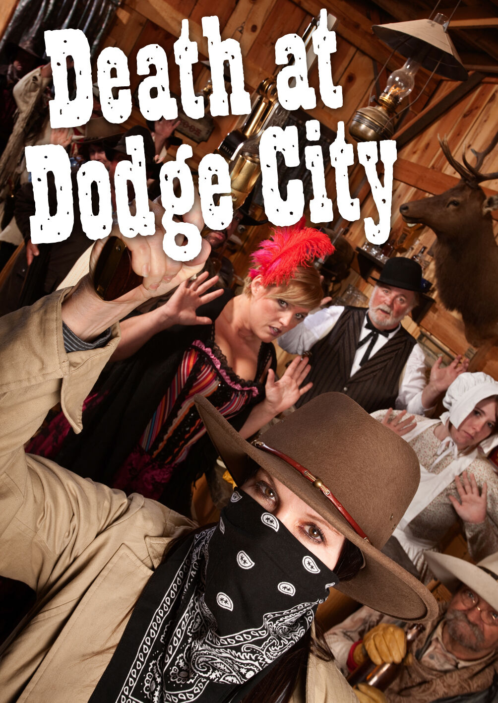 Death at Dodge City - 6, 8, 10, 12, 14, 16, 18, 20 player games