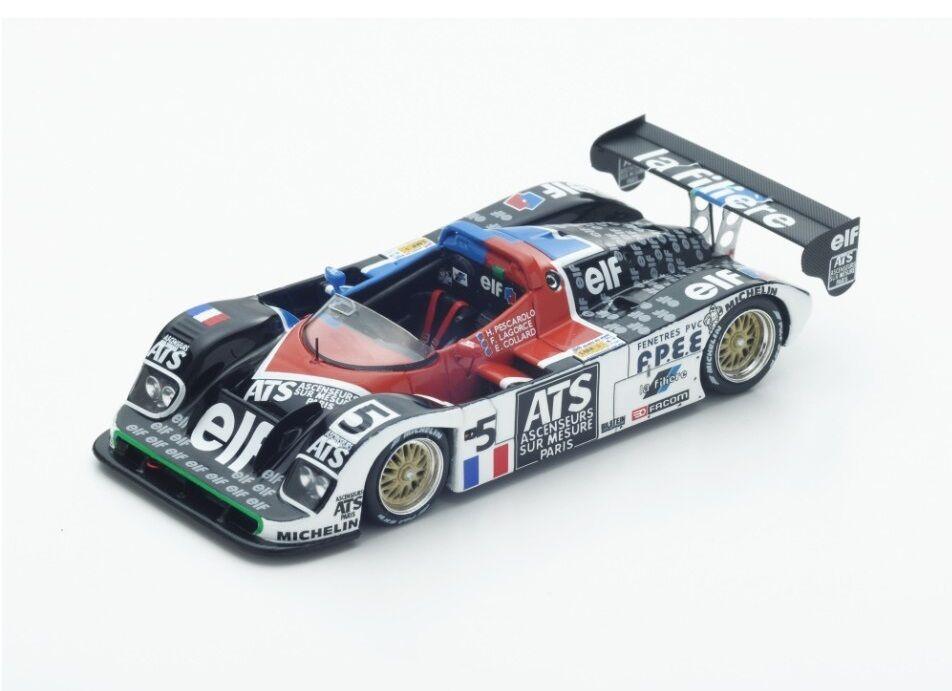 Courage C36-Porsche  5 PesCocheolo-Collard  Le Mans  1996 (Spark 1 43  S4707)