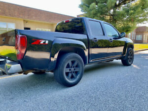 2008 Chevrolet Colorado Crew Cab Auto with Z71 Lift Package