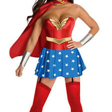 Wonder Woman Performance Costume Halloween Classical Hero DS Stage Cosplay Dress