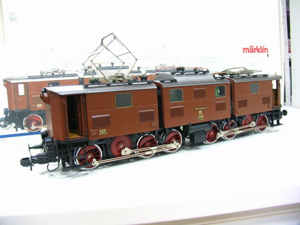 Märklin 5516 E-Locomotive e91  eg589  Brown of DRG sp11