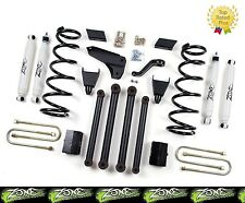 """2010-2013 Dodge Ram 2500 5"""" Zone Offroad Suspension System Lift Kit 4x4"""