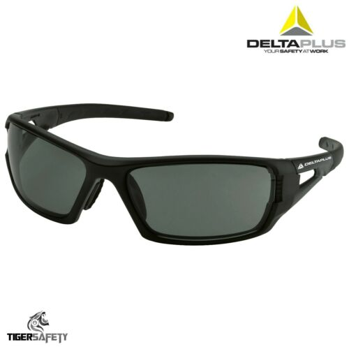 Delta Plus Rimfire Polarised Protective Sports Look Safety Glasses Specs Eyewear