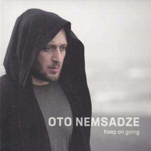 2021 Eurovision - Georgia 2019. Keep On Going - Oto Nemsadze.  (Promo CD Single)