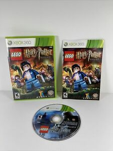 LEGO Harry Potter: Years 5-7 (Microsoft Xbox 360, 2011) Complete
