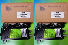 Lot 2 Directv 21V SWM Power Inserter Supply PI21 SWiM LNB Green Dish SL5 SL3 21